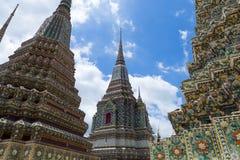large pagoda of Wat Pho Stock Photos