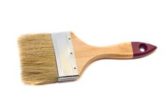 Large paint brush Stock Photos