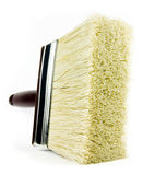 Large paintbrush Stock Image