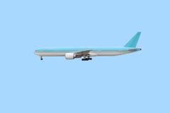 Large passenger aircraft. Royalty Free Stock Image