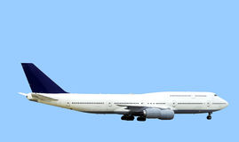 Large passenger aircraft . Royalty Free Stock Image