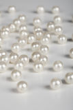 Large pearls Stock Images