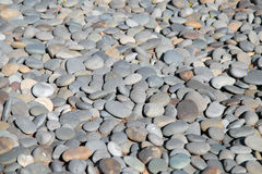 Large pebbles Royalty Free Stock Photography