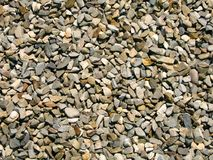 Large Piece Gravel Royalty Free Stock Images