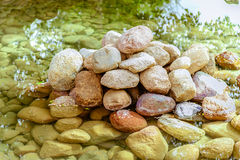 Large pile of stones Royalty Free Stock Image