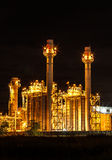 Large power plant Stock Photo