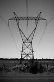 Large power pole Stock Photos
