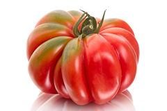 Large ripe tomato Royalty Free Stock Images