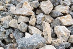 Large rocks background Royalty Free Stock Photo