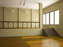 A large room Stock Photos