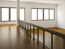 A large room Royalty Free Stock Photography