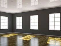 A large room Royalty Free Stock Images