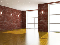 A large room Stock Photography