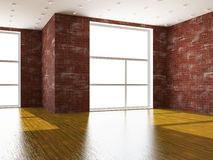 A large room Stock Images