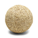 Large Rubber Band Ball Stock Image