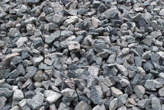 Large rubble Stock Photography