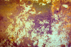 Large Rust backgrounds Stock Image
