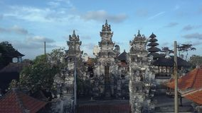 Temple in bali indonesia Royalty Free Stock Photo