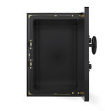 Large safe, open Royalty Free Stock Photos