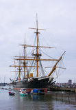 Large Sailing Ship Royalty Free Stock Photography
