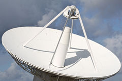 Large satellite dish Royalty Free Stock Image