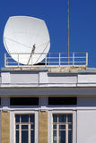 Large satellite dish Royalty Free Stock Photo