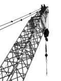 Large Scale Crane Stock Image