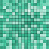 Large seamless green jade tiles background Royalty Free Stock Image