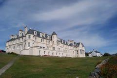 Large Seaside house Stock Images