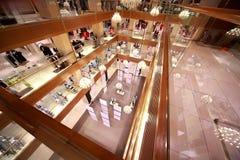 Large shopping center Stock Image