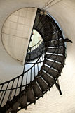 Large spiral staircase Royalty Free Stock Image