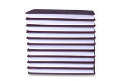 A large stack of books Stock Images