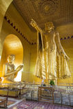 Large standing Buddha Statue. Stock Photography