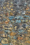 Large Stone Wall Royalty Free Stock Image