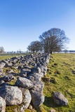 Large stone wall Royalty Free Stock Photo