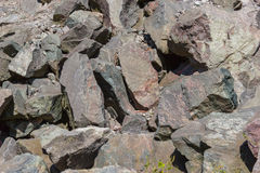 Large Stones Royalty Free Stock Photography
