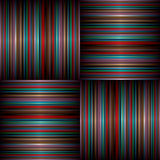 Large stripe weave Stock Photography