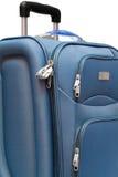 Large suitcase Stock Photo