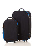 Large suitcases Stock Photo