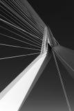 Large suspension bridge Stock Image