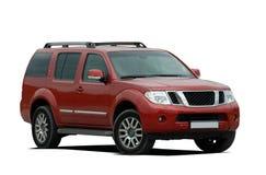 Large SUV Stock Image
