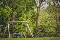 Large swing Royalty Free Stock Photo