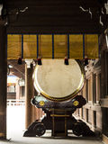 Large taiko drum Royalty Free Stock Photography