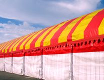 Large Tent Building Royalty Free Stock Photos