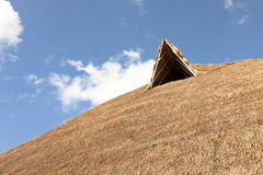 Large Thatched Roof Stock Photos