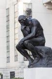 The Large Thinker Stock Photos
