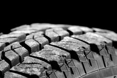 Large Tire Stock Images