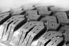 Large Tire Royalty Free Stock Photos