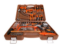 Free Large Toolbox Royalty Free Stock Photography - 14121437