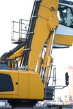 Large tracked excavator Royalty Free Stock Photo